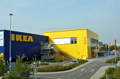 Vermessung IKEA Butzweilerhof